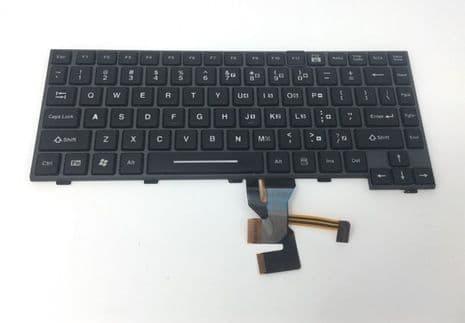 Panasonic Toughbook Waterproof Emmisive Backlit Keyboard | Pan-Toughbooks