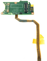 Panasonic Toughbook HSDPA Daughter Board / WWAN Board with Cable for CF-52 P/N: DFUP1838ZA(9) - Used