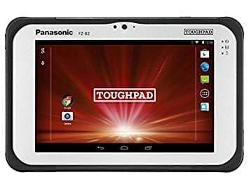Panasonic Toughpad FZ-B2 Mk2 Atom Z8550 Quad Core 2.4GHZ 2GB 32GB 7