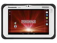 """Panasonic Toughpad FZ-B2 Mk2 Atom Z8550 Quad Core 2.4GHZ 2GB 32GB 7"""" Sunlight-viewable GPS - Ex Demo"""