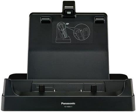Panasonic Toughpad FZ-G1 Docking Station Desktop Dock FZ-VEBG11U- Used