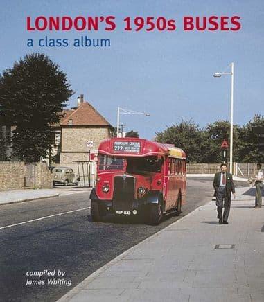 London's 1950s Buses - A Class Album
