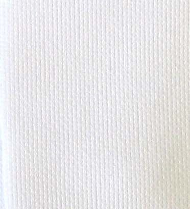 1452 - Heavyweight polyester, WHITE