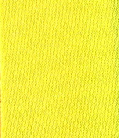1452 - Heavyweight polyester, YELLOW