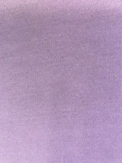50% Recycled Yarn Cotton Rich Sweatshirting 6535 Lilac