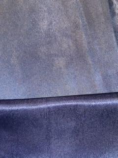 5445 polyester shiny face Navy