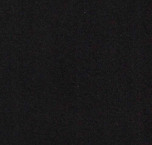 8964 Cotton/Elastane Single Jersey - Black