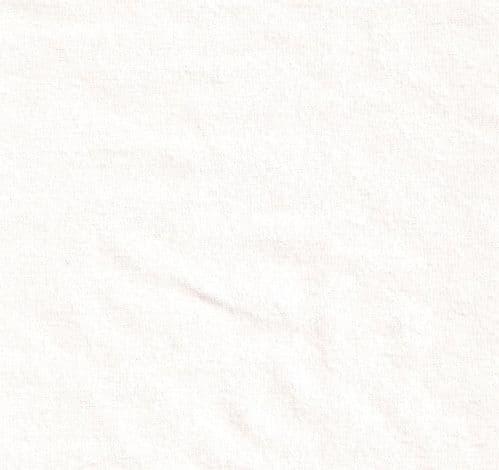 8964 Cotton/Elastane Single Jersey - White