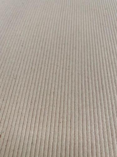 9550 - 2 x 2 Heavy Cotton/Elastane Rib Scour