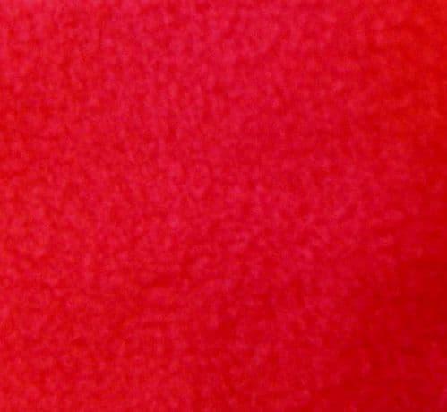 RED 8710 - Anti Pill Polar Fleece